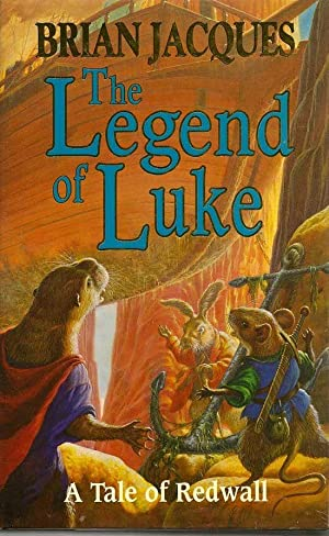 The Legend of Luke: JACQUES, BRIAN
