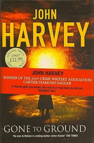 Gone To Ground: HARVEY, JOHN