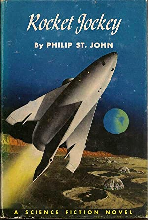Rocket Jockey: ST. JOHN, PHILIP