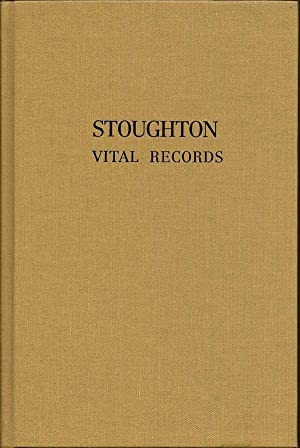 Vital Records of Stoughton, Massachusetts, To The End of the Year 1850: LAMBERT, DAVID ALLEN