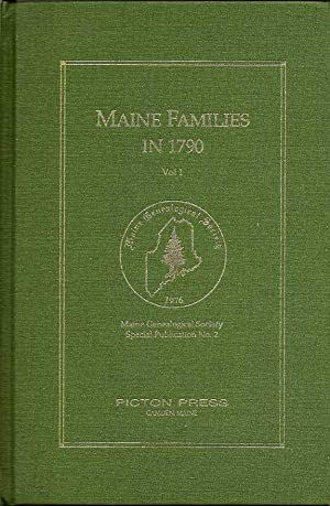Maine Families in 1790: GRAY, RUTH AND