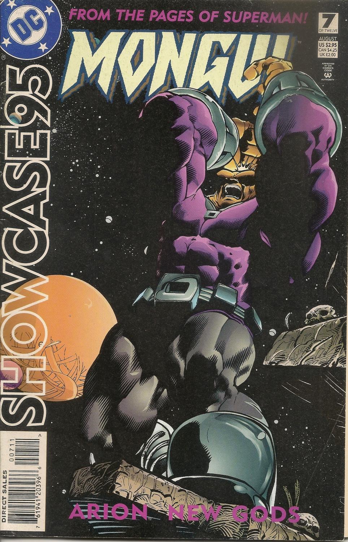 Showcase '95 #7: Mongul, Arion New Gods