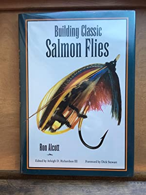 Building Classic Salmon Flies: Ron Alcott