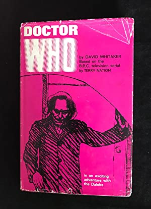 Dr Who in an Exciting Adventure with: David Whitaker