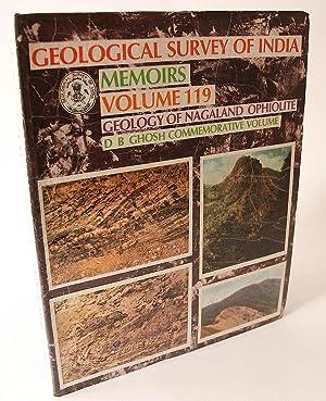 Geology of Nagaland Ophiolite. D. B. Ghosh: Metra, N. D.,