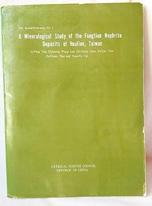 A Mineralogical Study of the Fengtien Nephrite Deposits of Hualien, Taiwan: Tan, Li-Ping, et al