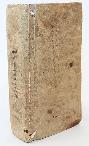 De la Imitacion de Christo, y Menosprecio Del Mundo. En Quatro Libros, Compuestos en Latin y ...