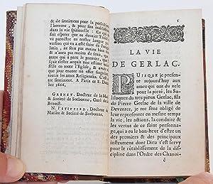 Les Soliloques de Gerlac, Chanoine Regulier De l'Ordre de S. Augustin, Dit un Autre Thomas a ...
