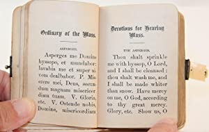 The Pocket Key of Heaven, Containing a Selection of Devotions Compiled from Approved Sources by a ...