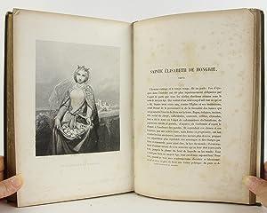 Les Saintes Femmes: Fragments d'Une Histoire de l'Eglise, Avec Collection de Portraits des ...