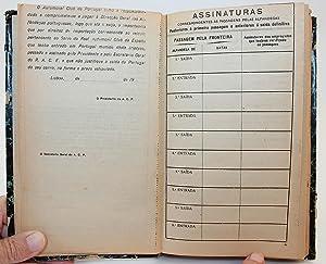 Ordens da Direcção da Alfândega de Lisboa [Orders of the Board of Customs of Lisbon, Portugal, 1922]
