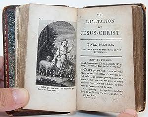 De l'Imitation de Jesus-Christ, Traduction Nouvelle Par le Pere Lallemant . Precedee des ...