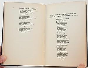 Quae de Beata Maria Virgine, Passim Scripsit Thomas a Kempis . Collegit et Rite Ordinavit Joes ...