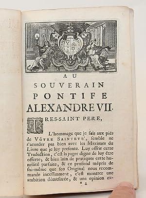 L'IMITATION DE JESUS-CHRIST, Traduite et Paraphrasee en Vers Francois par Pierre Corneille, ...