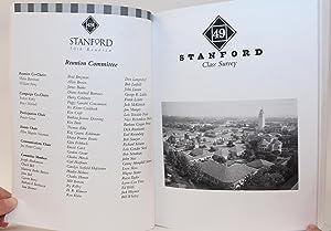 Stanford - Class of 1949 - October 14-17, 1999 - Fiftieth Reunion