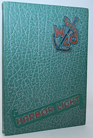 Harbor Light - Published by the Winter Class of 1940, San Pedro High School, San Pedro, California