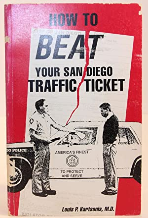 How to Beat Your San Diego Traffic Ticket