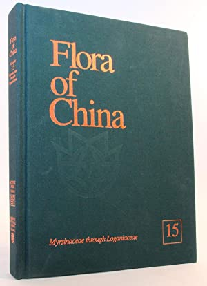 Flora of China, Volume 15, Myrsinaceae through: Zheng-yi, Wu; Raven,
