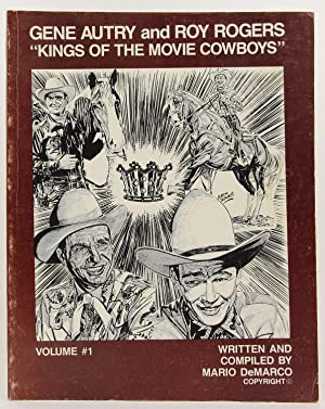 """Gene Autry and Roy Rogers: """"Kings of: DeMarco, Mario"""