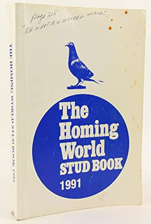 1991 The Homing World Stud Book: Royal Pigeon Racing