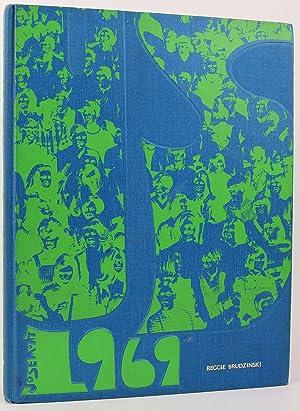 Josemont 1969 - St. Joseph High School, Fremont, Ohio Yearbook: 1969, Senior Class of