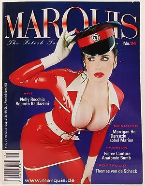 Marquis Magazine No. 34 Fetish Fashion Fantasy: Czernich, Peter W
