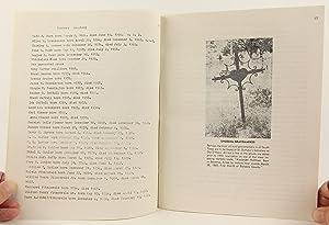 Bandera County [Texas] Cemetery Records: Denson, Mrs. Howard; Burnes, Mrs. Billy; Graves, Mrs. ...