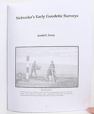 Nebraska's Early Geodetic Surveys: Penry, Jerold F.