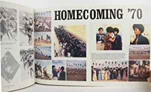 Cougar's Path 1971 - Crenshaw High School, Los Angeles, California 1971 Yearbook (Original) - A...