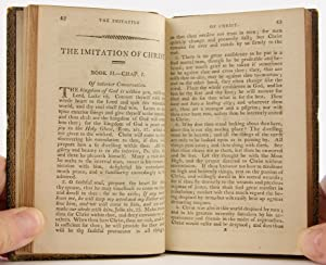 The Imitation of Christ, in Four Books. Written in Latin by Thomas a Kempis.: Kempis, Thomas a