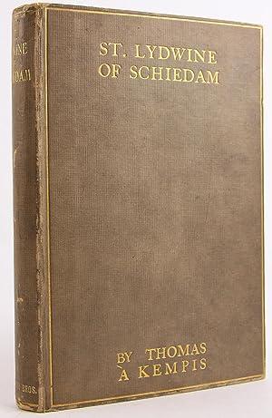 St. Lydwine of Schiedam Virgin: Kempis, Thomas A