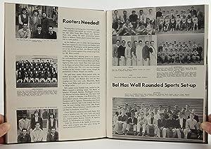 1954 Galleon Yearbook, Balboa High School, San Francisco, California - Fall 1953 - Spring 1954: ...
