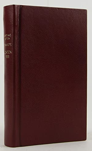 The Christian's Pattern: or, A Treatise of the Imitation of Jesus Christ. In Four Books. [...
