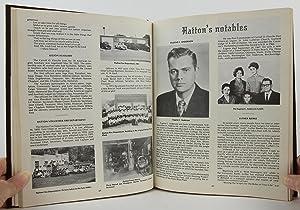1884 to 1984 Hatton Centennial A Century of Change: Committee, Hatton Centennial