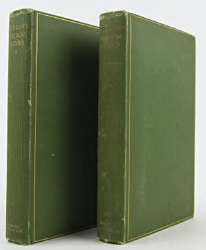 The Poems of Thomas Bailey Aldrich In Two Volumes (The Writings of Thomas Bailey Aldrich, Volumes 1...