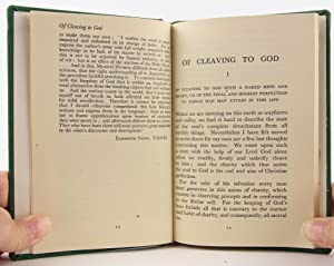 Of Cleaving to God: Translated from the De Adhaerendo Deo Attributed to Saint Albert the Great