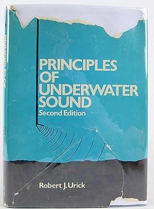 Principles of underwater sound: Urick, Robert J;