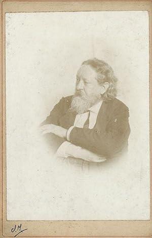 Portrait of Jacobus Hendricus (Jacob) Maris (Den: MARIS, Jacob.