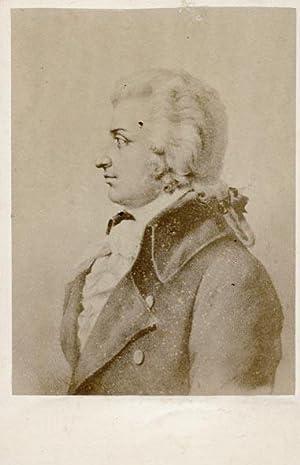 Portrait of a musician or celebrity.: PETIT, Pierre &