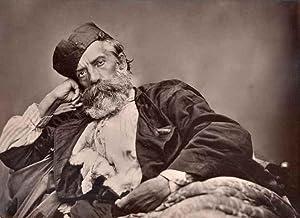 Portrait of Jean-Baptiste Carpeaux, by Numa Blanc: CARPEAUX, Jean-Baptiste.