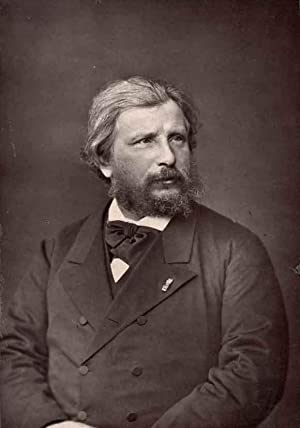 Portrait of Adolphe-William Bouguereau.: BOUGUEREAU, Adolphe-William.