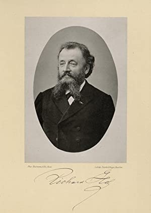 Portrait of Richard Hol, photographed by Deutmann: DEUTMANN & Zn.