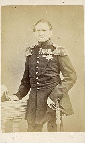 Portrait of Prince Frederik der Nederlanden.: JAGER, A.