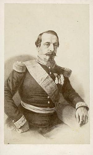 Portrait of Napoleon III.: NAPOLEON III.