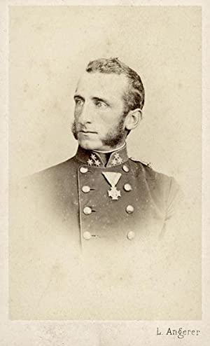 Portrait of Stonewall Jackson.: ANGERER, L.