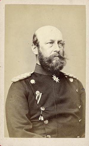 Portrait of Frederick Francis II, Grand Duke of Mecklenburg-Schwerin.: PHOTOGRAPHISCHEN ...
