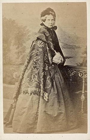 Portrait of Princess Frederica Louise Wilhelmina van Oranje-Nassau (Louise van Oranje-Nassau).: ...