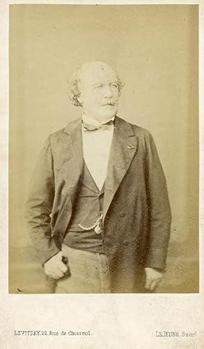 Portrait of François Certain de Canrobert, Maréchal: LEVITSKY - LE