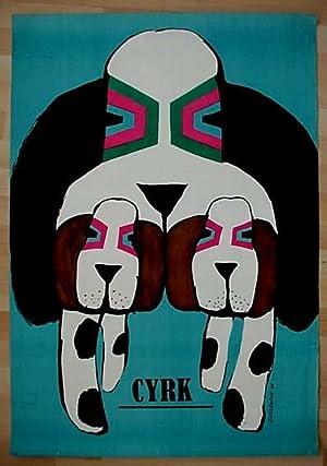 Cyrk.: CIESLEWICZ, Roman (1930 - ).