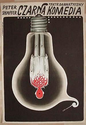 Czarna komedia. Peter Shaffer.: STAROWIEYSKI, Franciszek (1930 - ).